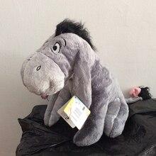 Plush-Toy Donkey Disney Soft-Doll Stuffed Animal Original for Children Birthday 36cm
