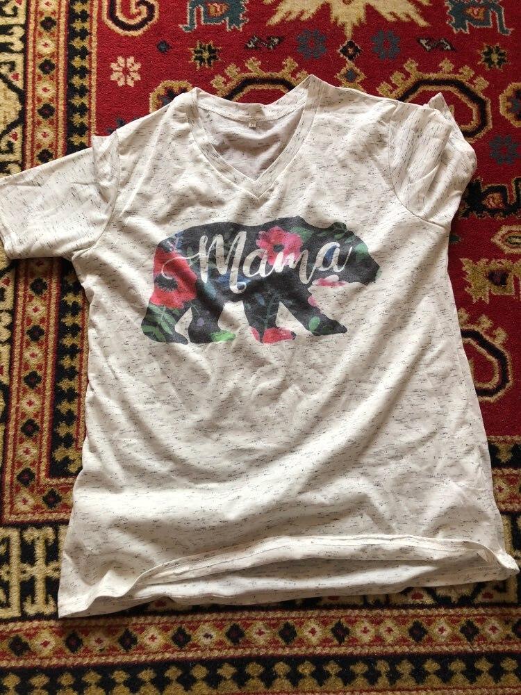 Mama Bear T-Shirt photo review