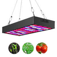 LED Grow Light Panel 30W Venesun Full Spectrum with IR & UV Plant Growing Lamps for Indoor Plants Hydroponic Greenhouse