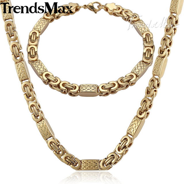 Jewelry Sets for Boys