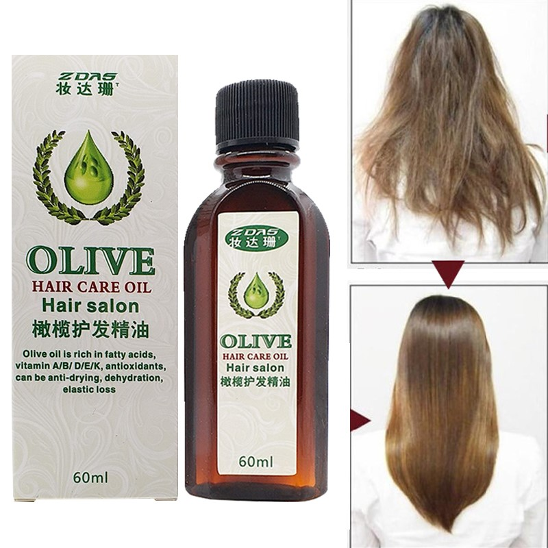 2bottles Olive oil Hair Multi functional Hair Care ...
