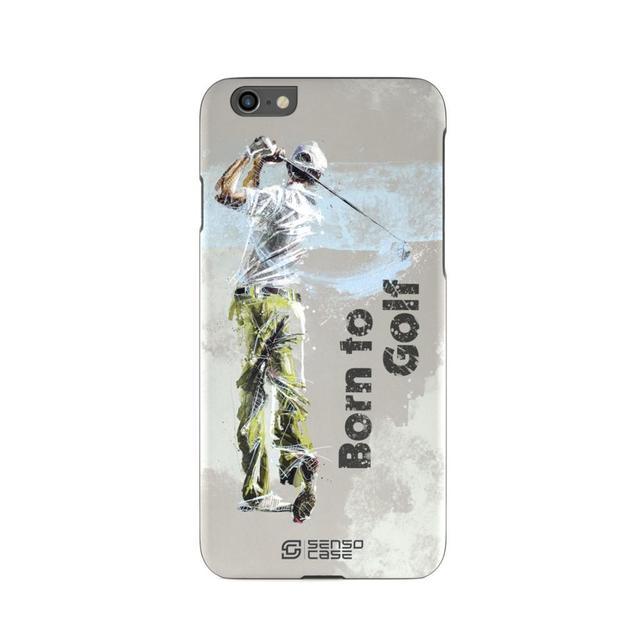 Защитный чехол SensoCase Golf для Apple iPhone