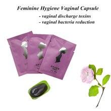 20pcs/lot vaginal medicine swabs discharge toxins feminine hygiene gynecological cure care vacuum package pad swab tampons цена 2017