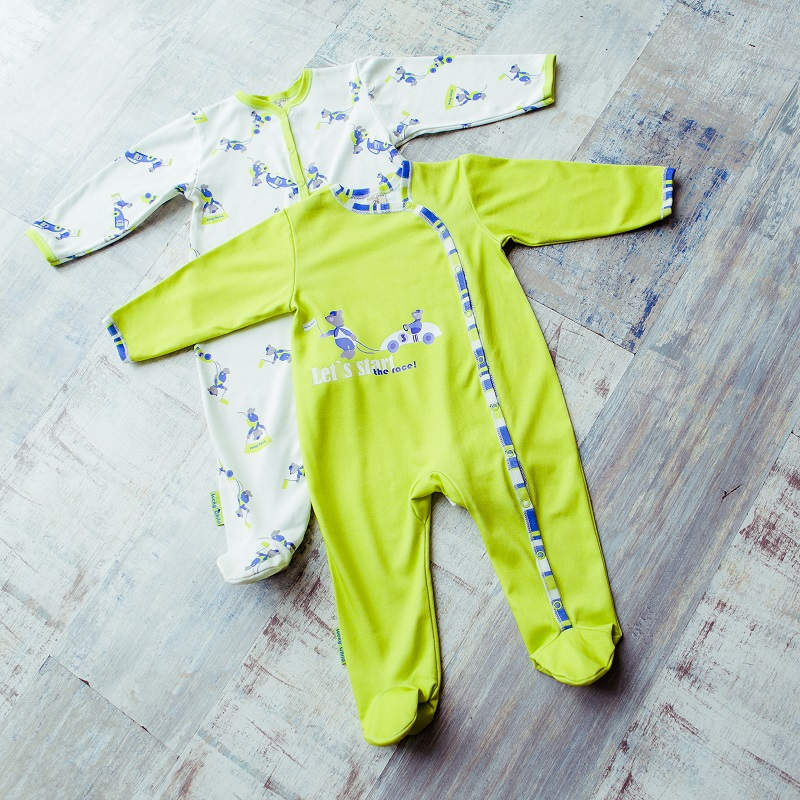 Jumpsuit Lucky Child for boys 30-111-1/2 Children's clothes kids Rompers for baby baby rompers 100
