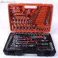 Набор инструментов CRV Steel  150 шт.  набор инструментов для авторемонта  торцевые ключи  набор инструментов