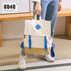 Image 5 - Fashion Womens Backpack Large Capacity Oxford Backpacks for Teenager Female School Shoulder Bag New Bagpack Mochila 173 002 003