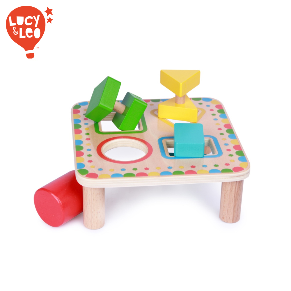 Basic & Life Skills Toys Lucy&Leo LL169 learning educational for kids play girl boy toy square game boys girls toywood rug bag for finger monkey dolls portable storage box kids play toys