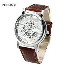 Fashion ZHEFANKU Brand Casual Watches Men Military Sports Watch Quartz Analog Wrist watch Male Relogio Masculino