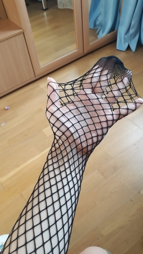 Party Hollow out sexy pantyhose female Mesh black women tights stocking slim fishnet stockings club party hosiery TT016-1pcs