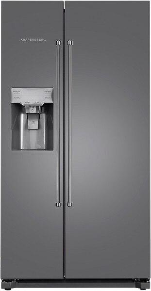 NSFD 17793 X холодильник Side by Side