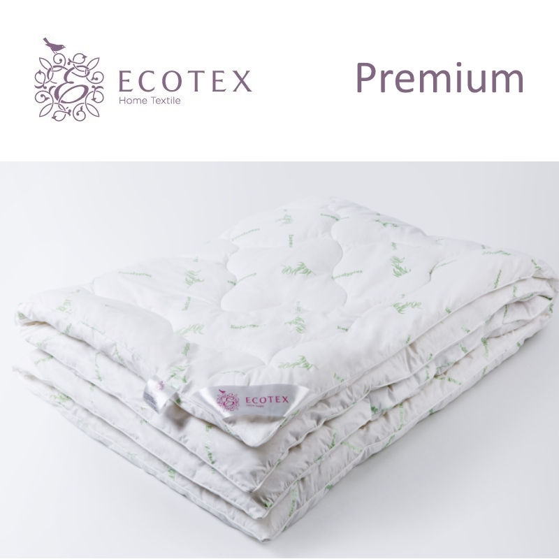 Blanket Eucalyptus collection Premium. Production company Ecotex(Russia). blanket classic sheep production company ecotex russia