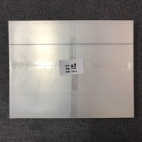 250um OCA optical clear film For ipad pro 12.9 A1670 A1671 LCD touch screen glass OCA adhesive laminating not return bubble