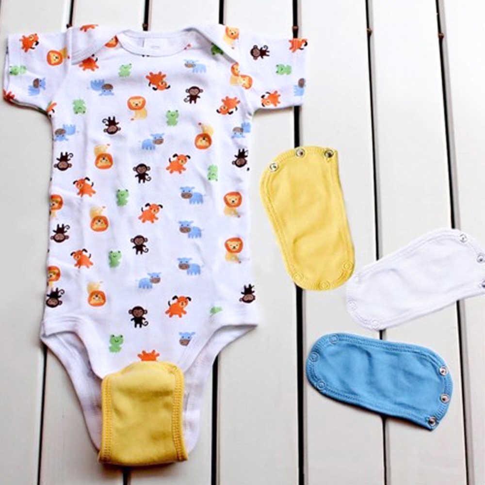 Pielucha dla niemowląt Extender kombinezon bawełniany akcesoria piękne letnie pieluchy Romper wydłużają przedłużenie filmu dla malucha dzieci Baby Boy Girl