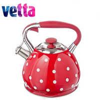 """KETTLE """"VETTA"""" 3L kettle pot  teapot tea  sale puer teapots set of pans utensils for kitchen  cooking pot for kitchen  847-053"""