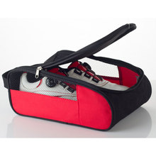 New Cooyute Golf Bags High quality PU black Golf Shoes Bag Unisex Sport Bags Easy to carry 6 Colour Free shipping