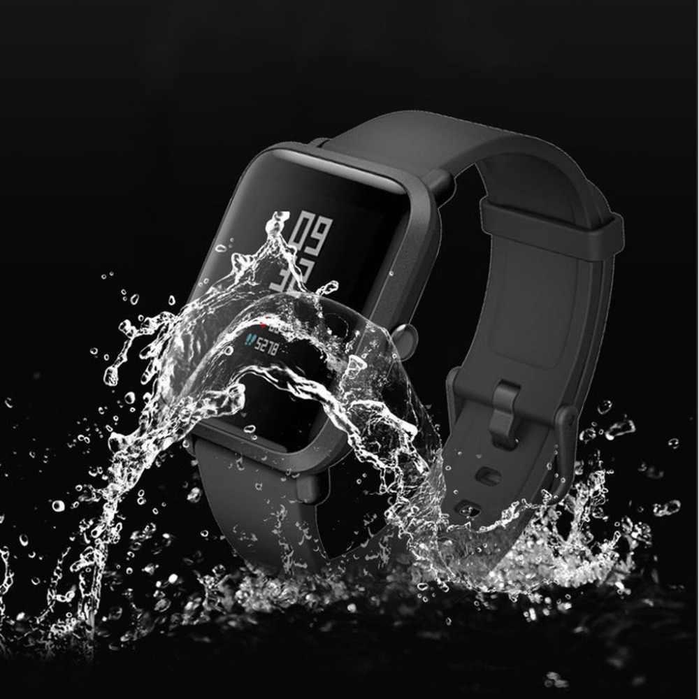 Прозрачная защитная водонепроницаемая пленка для экрана Huami Amazfit Bip Молодежные часы