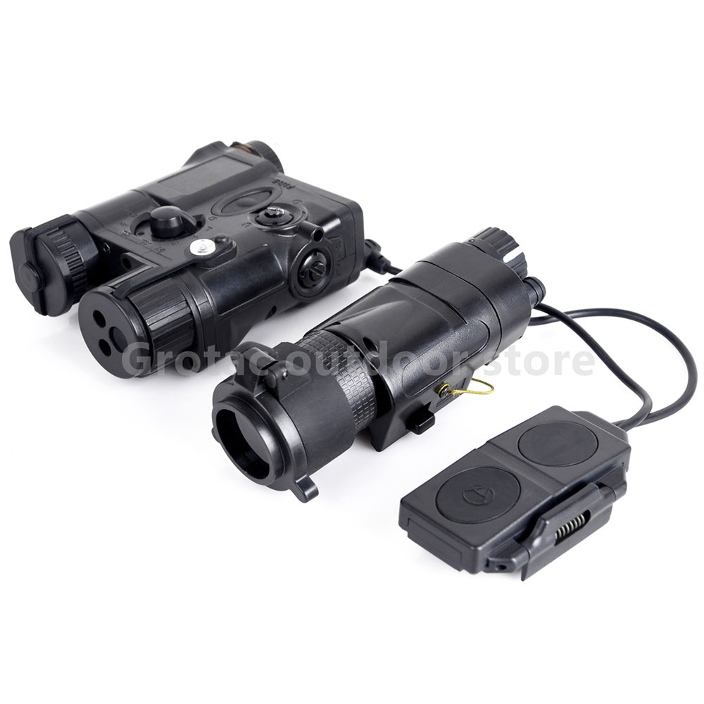Element Tactical light L-3 Advanced Illuminator Combo with AN/PEQ-16A M3X Tactical Weapon Light wipson lanterna airsoft led light tactical kit includes la 5 peq 15