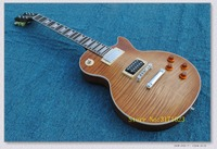 Best Selling Custom Shop 1959 R9 Les Style Tiger Flame Flamed Paul Electric Guitar Standard Electric