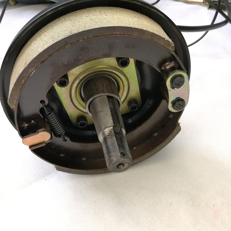 ticycle motor