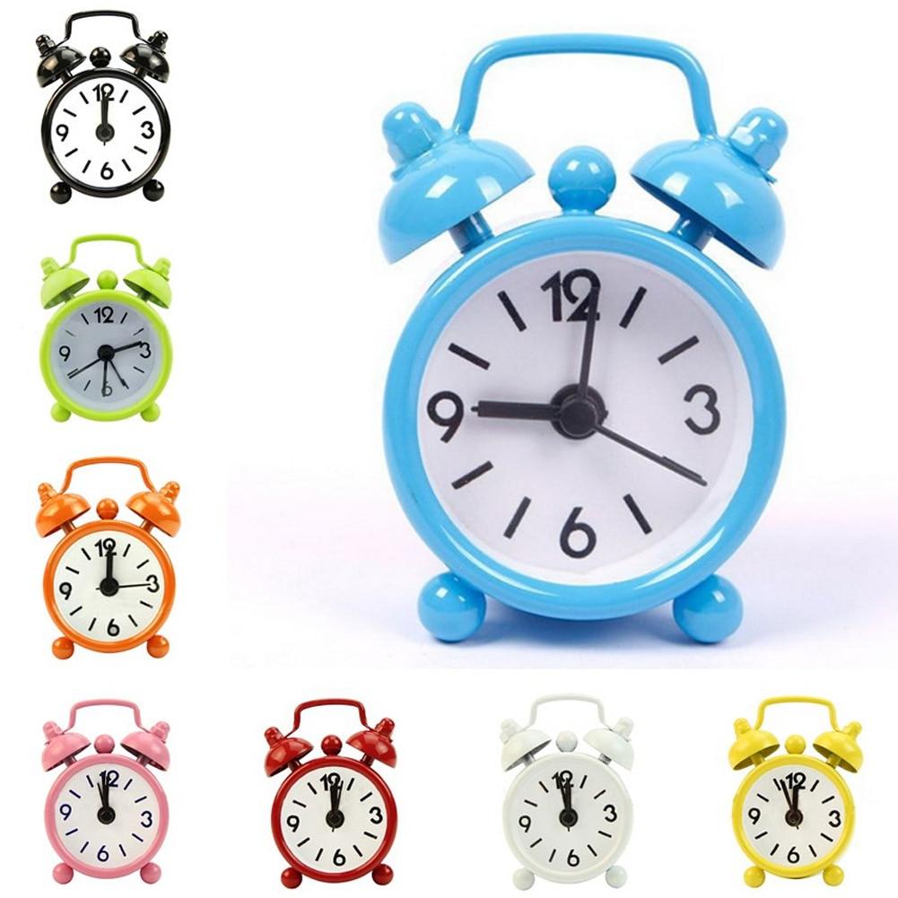6428a752362 Galeria de bell clock alarm por Atacado - Compre Lotes de bell clock alarm  a Preços Baixos em Aliexpress.com
