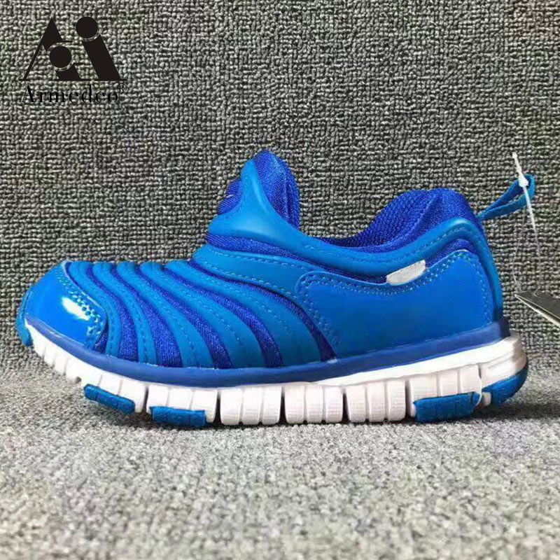 Armedeo 2017 Hot-selling sport shoes running shoes boys child spring girls children shoes pedal sneakers