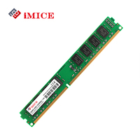 IMICE Desktop PC RAMs DDR3 2GB 1333MHz PC3 10600S 1600MHz 1 5V DIMM 4GB 8G Memory