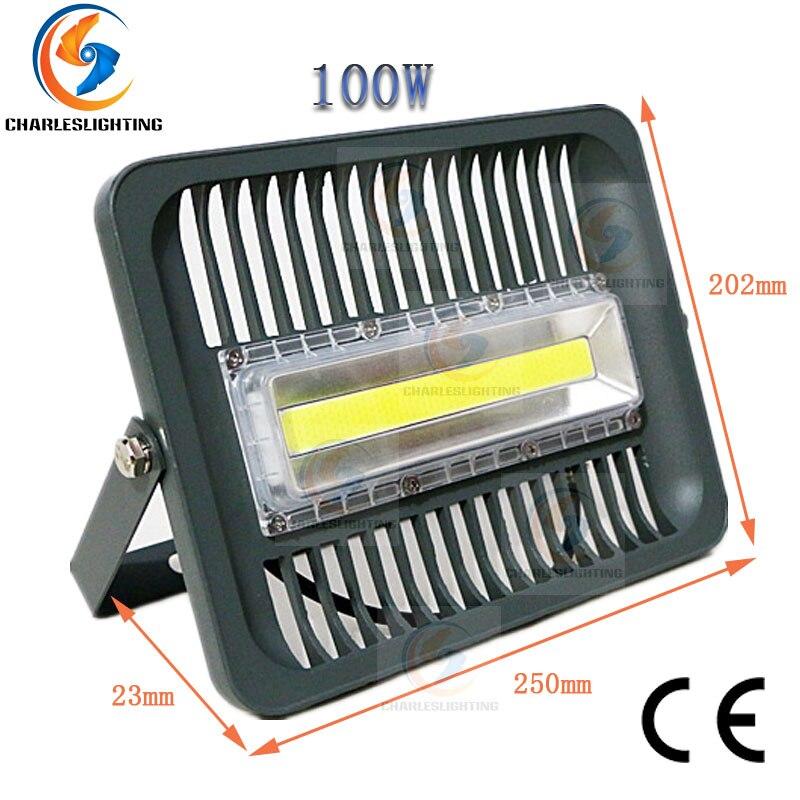 CHARLES ÉCLAIRAGE 3 Ans de Garantie LED Projecteurs 110-240 V LED Projecteur 50 w Projecteur LED Spot D'inondation lumière Lampe