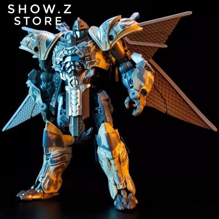 [Show.Z Store] KuBianBao KBB Steelbane Oversized TLK Transformation Action Figure блок электрических розеток tlk tlk rs08m1n bk 19