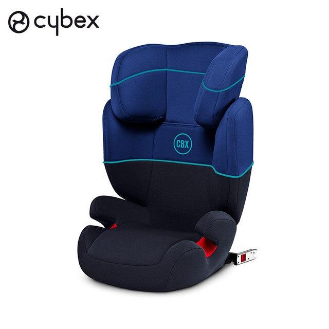 Детское автокресло Cybex CBX Free-Fix 3,5-12 лет, группа 2/3