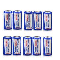 Original große kapazität 1300 mah CR123A wiederaufladbare lithium-batterie 3 v lithium-batterie batterie 16340 batterie