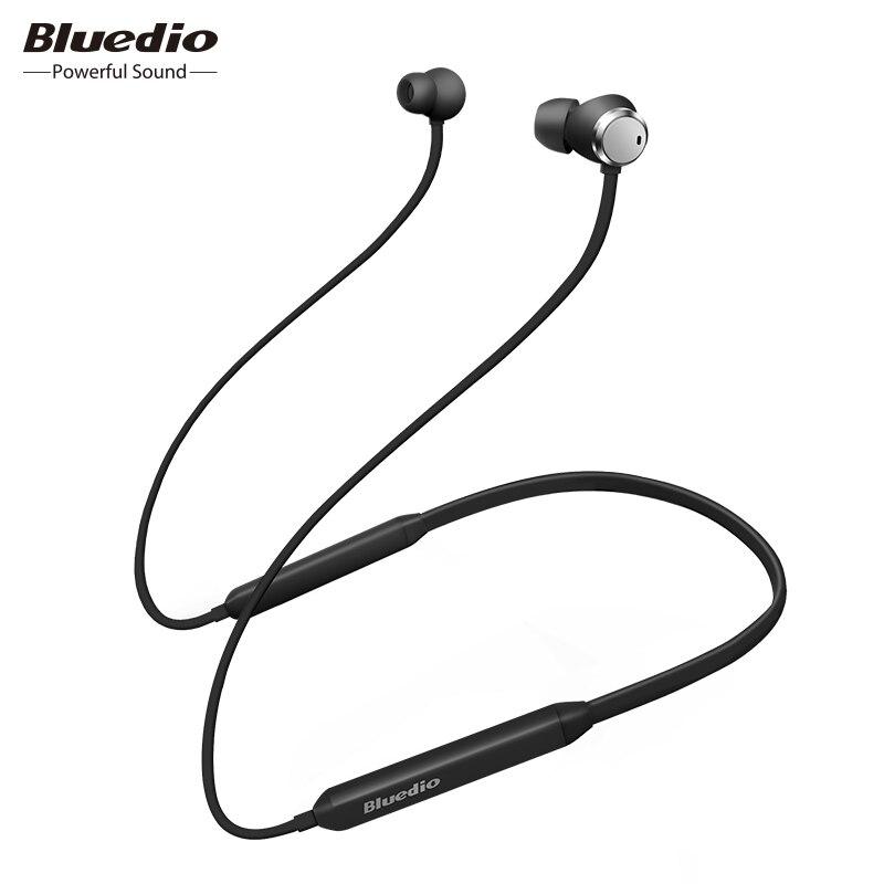 Bluedio TN Active Noise Cancelling Sport Bluetooth Oortelefoon/Draadloze Headset voor telefoons en muziek