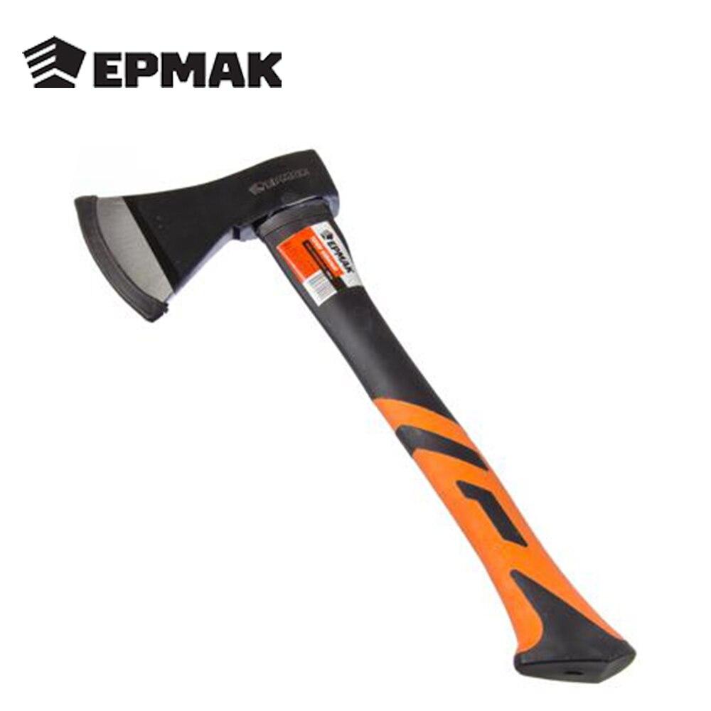 ERMAK Forjado forjar com fibra de vidro bi-componente alça 1000g contagem cutelo faca isca qualidade venda frete grátis 662-430