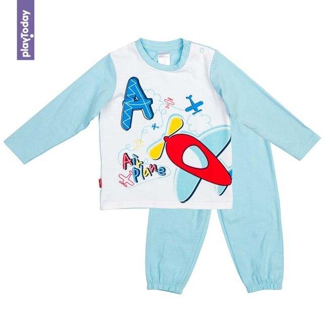 Пижама PLAYTODAY для мальчиков  377034