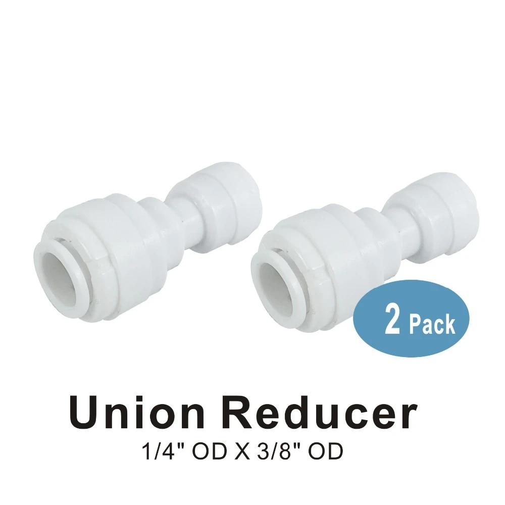 """eau 1//4 /""""pouces droite Quickfit Pushfit Connector Pour RO Osmose Inverse unités"""
