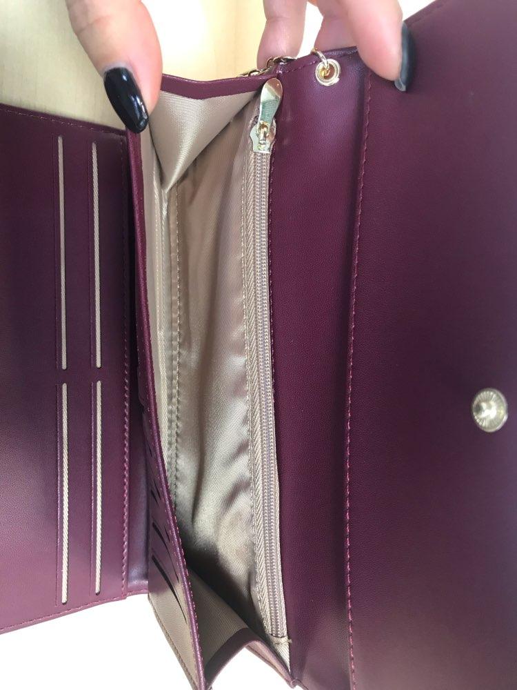 замок молния ; мужчины портмоне; фиолетовый кошелек;