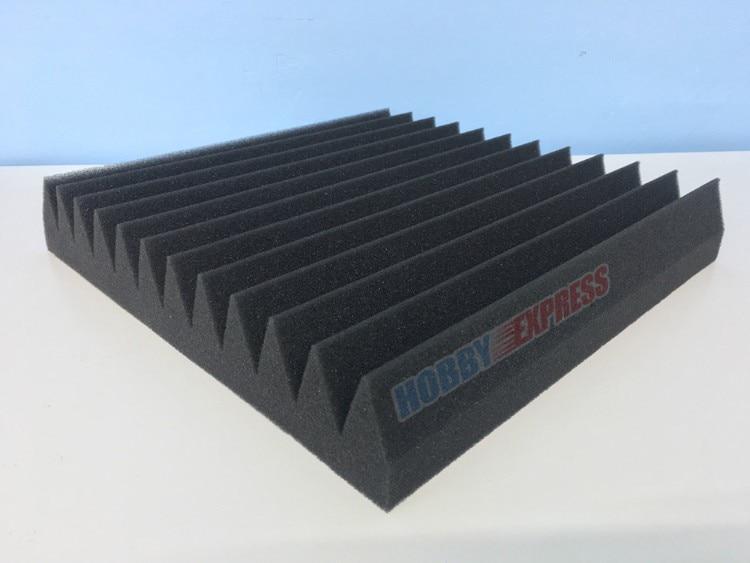 absorção painel 30x30 cm (11.8x11.8