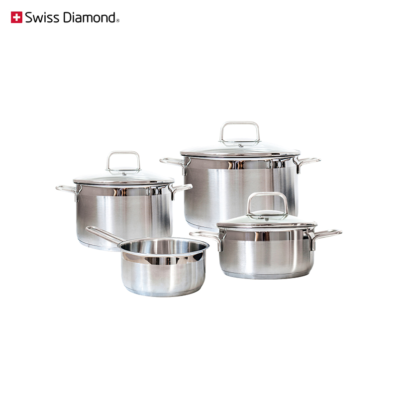 купить Dinner set Swiss Diamond SD PS SET L4 cookware for kitchen tableware dinnerware в интернет-магазине