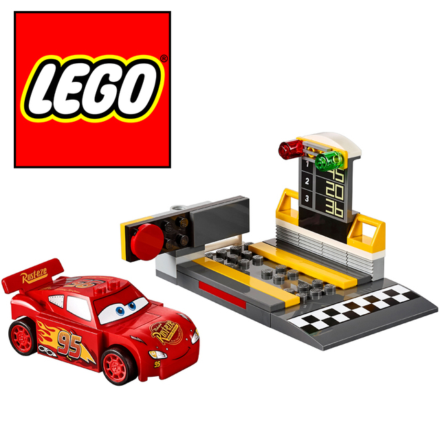 Конструктор LEGO Устройство для запуска Молнии МакКуина 10730-L