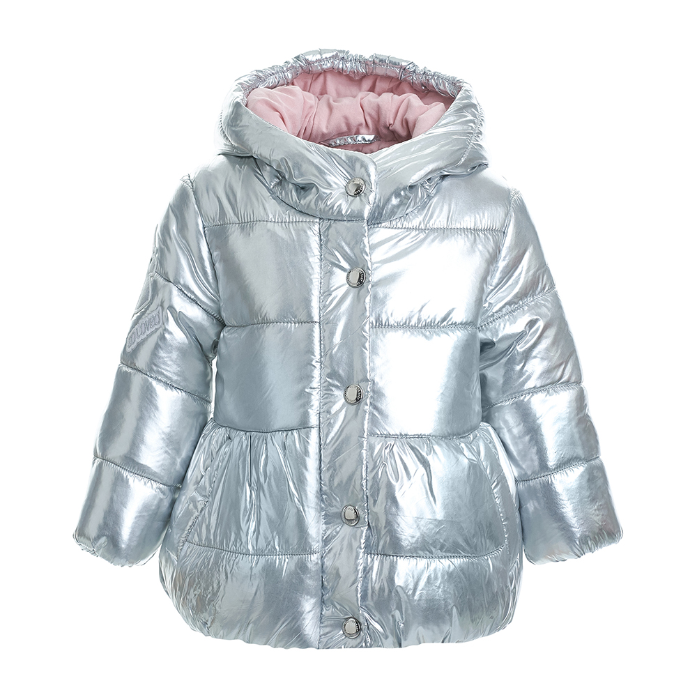 Jackets & Coats Gulliver for girls 21832GBC4101 Jacket Coat Denim Cardigan Warm Children clothes Kids icebear 2018 fashion winter jacket men s brand clothing jacket high quality thick warm men winter coat down jacket 17md811