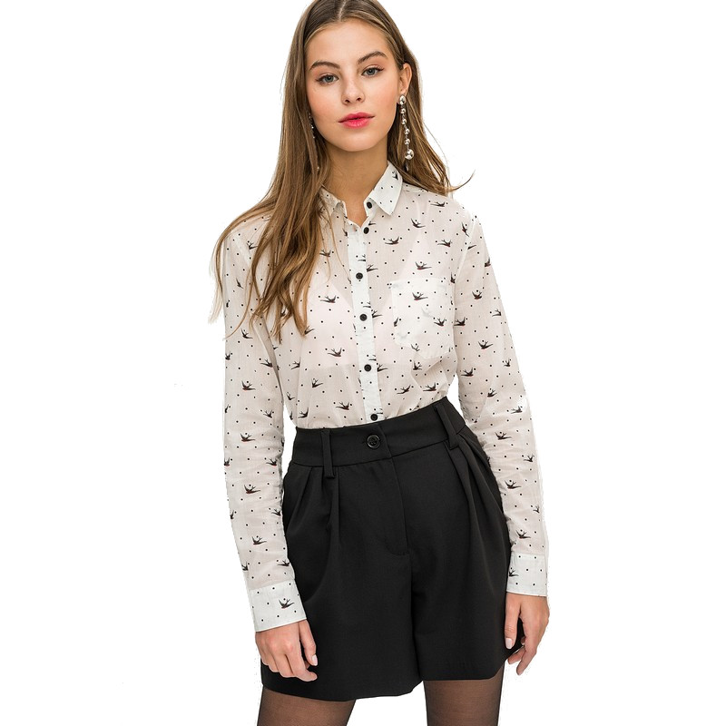 Blouses & Shirts blouse befree 1811158338-53 TmallFS блуза befree befree be031ewuxv91