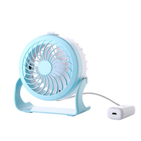 Mini Air Conditioning Effect Charging Fan USB Cooling Small Portable SSpray Fan Quickly Cool Small Fan