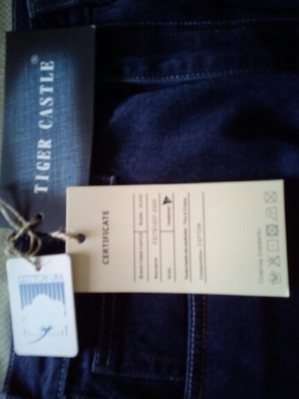 Материал:: Джинсовая; тигр печати; джинсовые Жан мужчины; человек Жан;