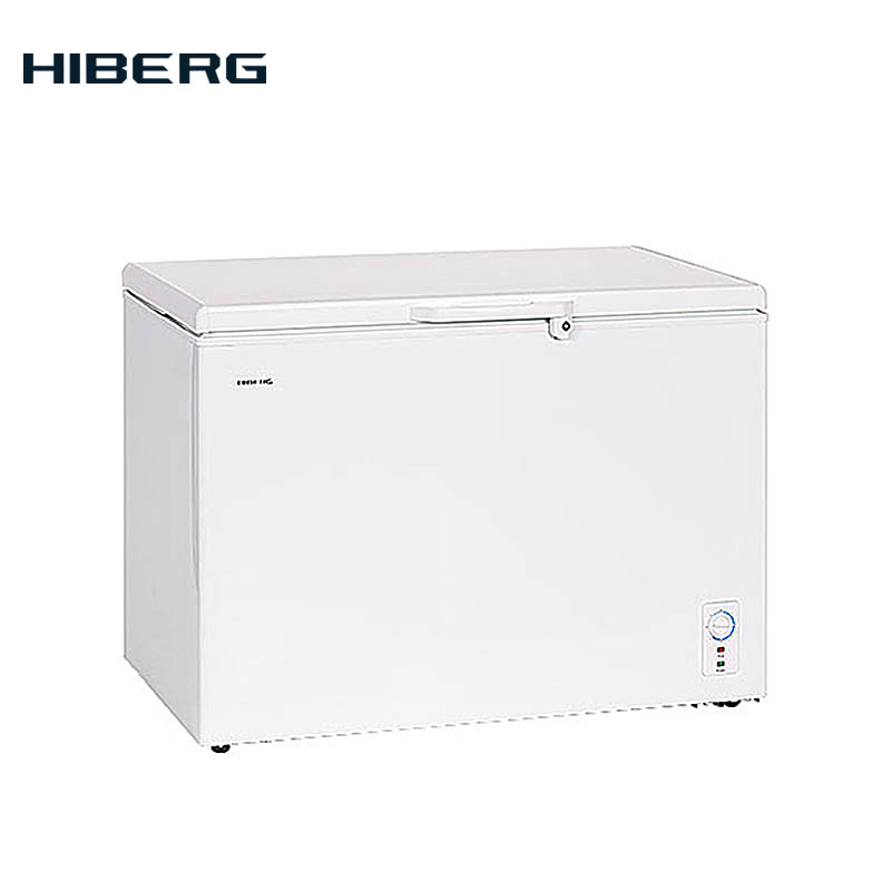 Chest freezer HIBERG PF 42L2GW