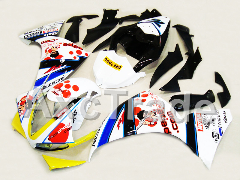 Motorcycle Fairings For Yamaha YZF R1 1000 YZF-R1 YZF-R1000 2009 2010 2011 ABS Plastic Injection Fairing Bodywork Kit No 26 0208