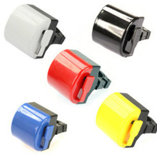 Electronic Bicycle Bell Ultra-Loud Bike Horn Safety Bike Handlebar Alarm Ring Horn Useful Bicycle Accessories