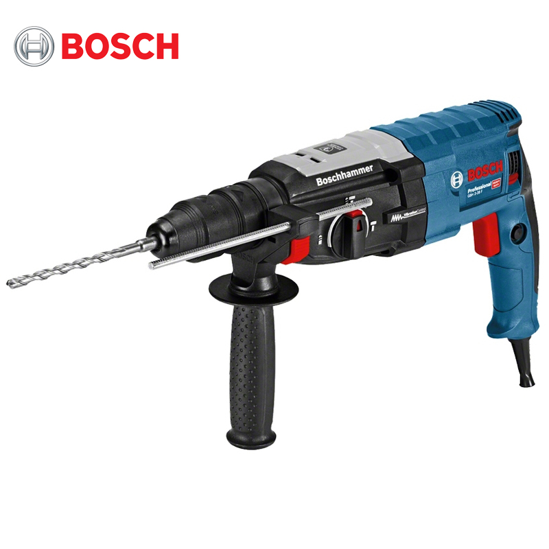 Electric rotary hammer Bosch GBH 2-28 F men s rechargeable rotary electric shaver