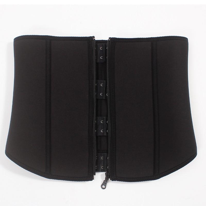 790fa5843aaa8 Thicken Neoprene Abdomen Waist Trainer Sweat Sauna Modeling Strap Body  Shaper Corset Workout Slimming Belt Shapewear for Women-in Waist Cinchers  from ...