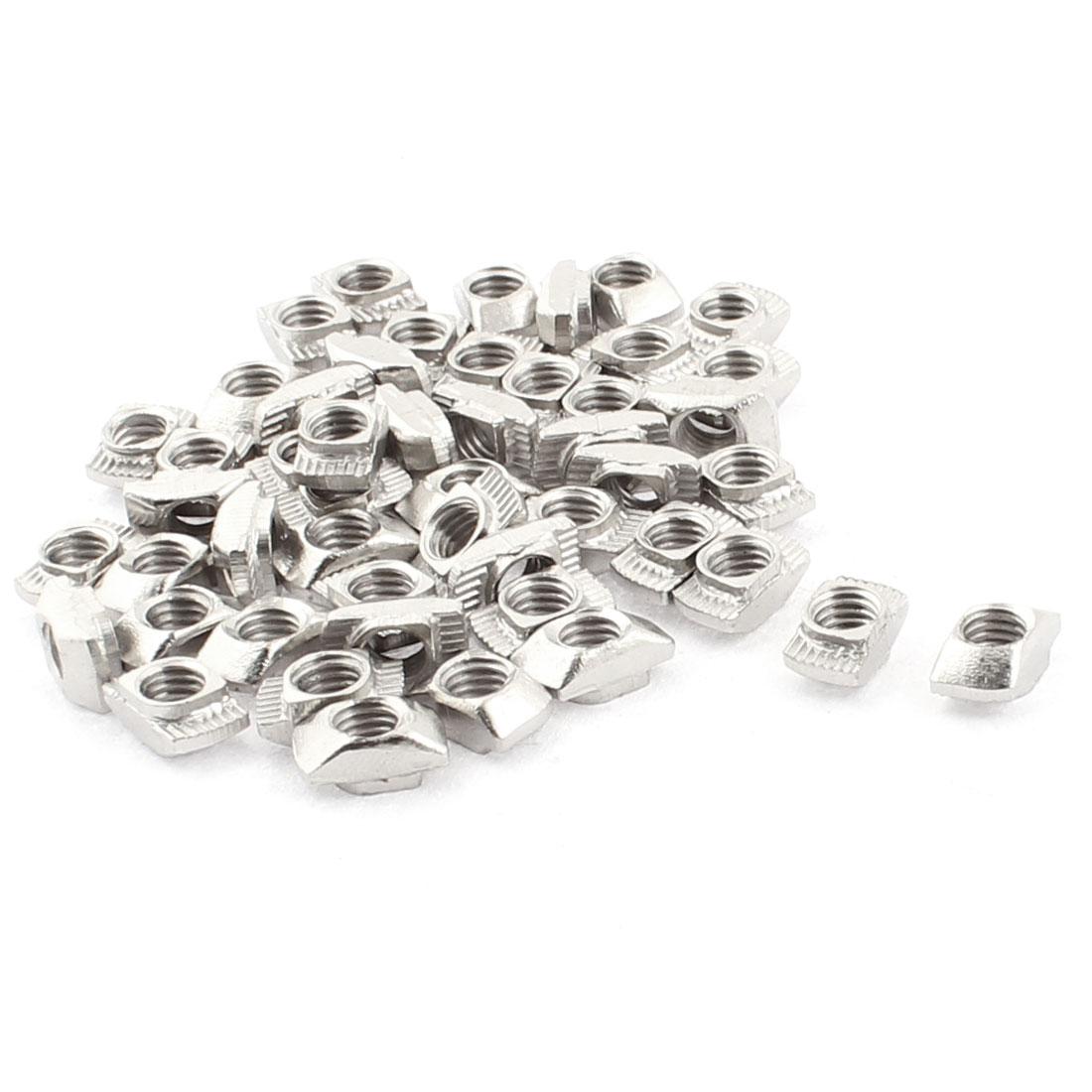 Aliexpress Buy Uxcell M5 Female Thread Metal T Slot