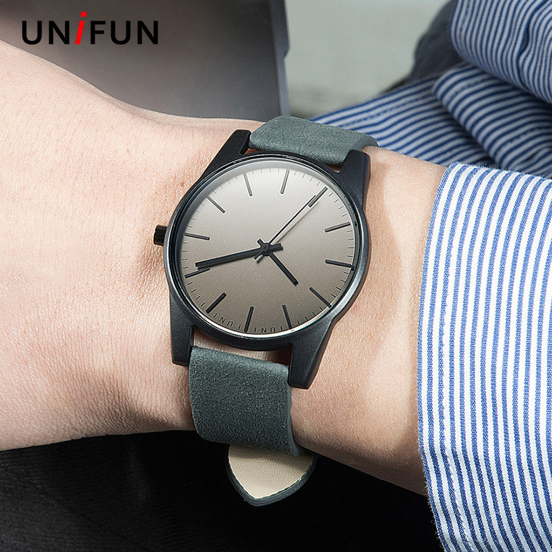 NEW Unisex Slim Stylish Men Women Watches Quartz Leather Band Splendid Charm modern WristWatch Gift Elegant Pretty Lovers' watch rigardu fashion female wrist watch lovers gift leather band alloy case wristwatch women lady quartz watch relogio feminino 25