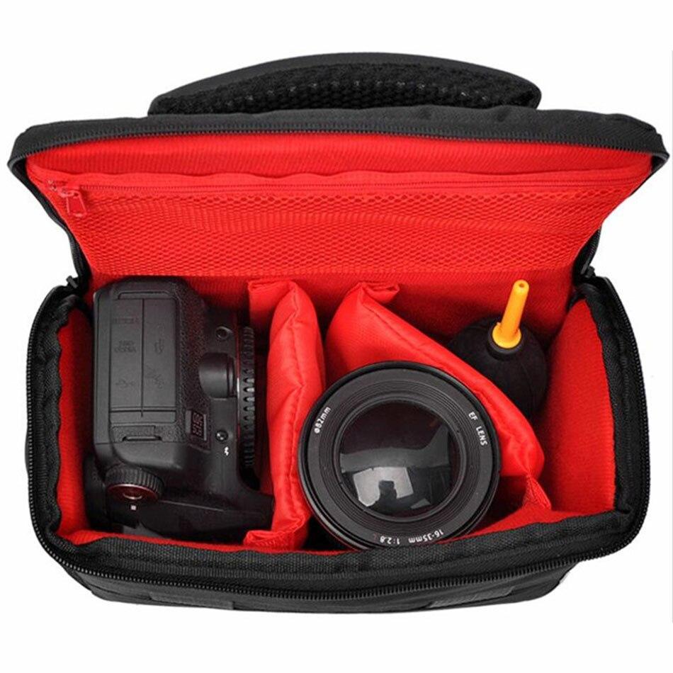 Dslr Camera Bag For Canon Eos 1300d M10 M6 M5 1100d 1200d 800d 80d Xs60 600d 60d 50d 7d 5d 700d 750d 6d T1i T2i T3i T3 Xs Xsi In Video Bags